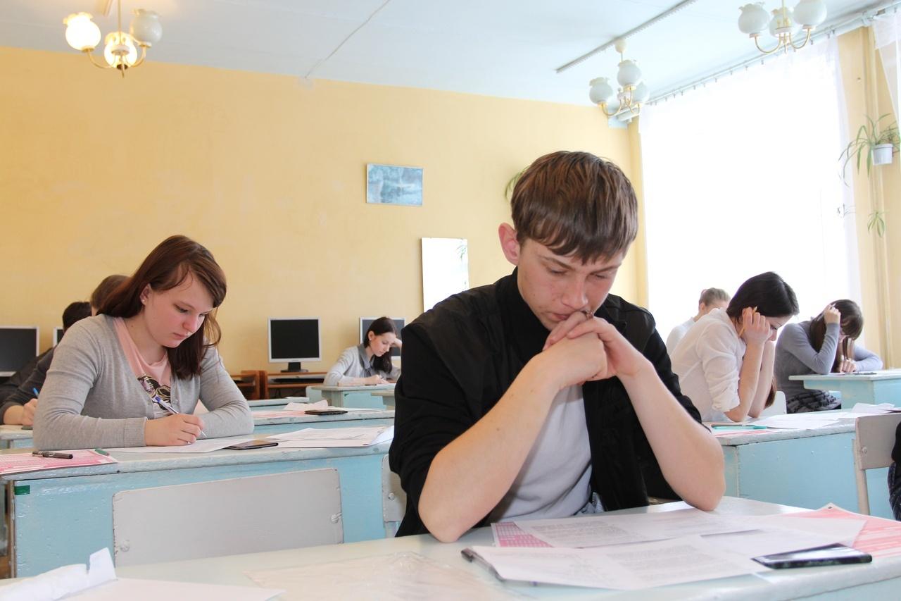 Девятиклассники Ашинского района приняли участие в итоговом собеседовании