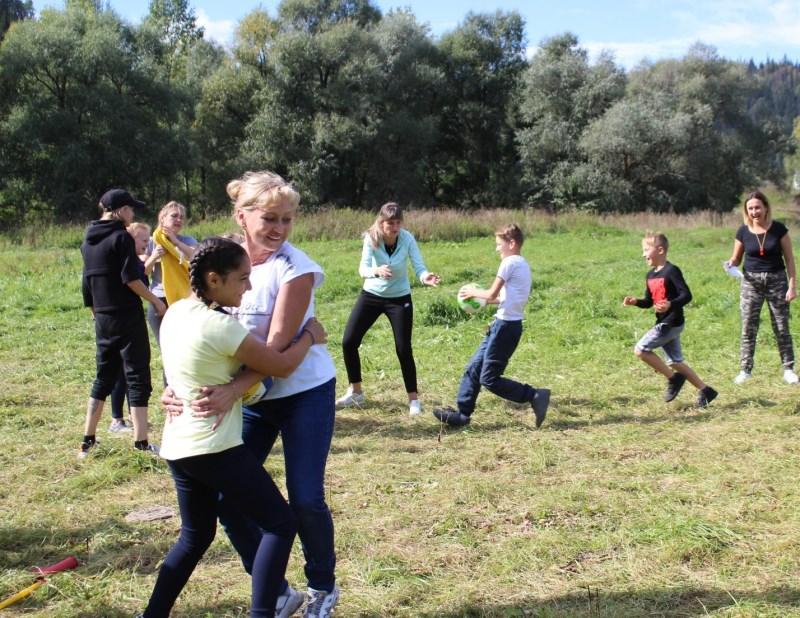 Воспитанники Центра помощи детям г. Сима отметили День здоровья