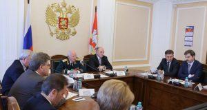 Борис Дубровский провел видеоконфернцию с ветеранским активом по вопросам здравоохранения
