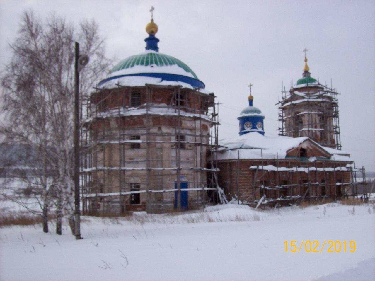 В этом году Илекская церковь отметит 200-летний юбилей