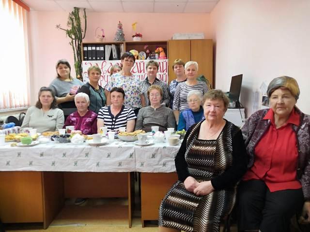 Пенсионерам Кропачево рассказали о полезных свойствах чая